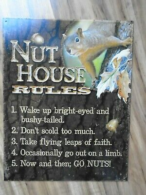 CAMPING RULES CAMPING Sign Cabin Home Mountain Decor Camper Black