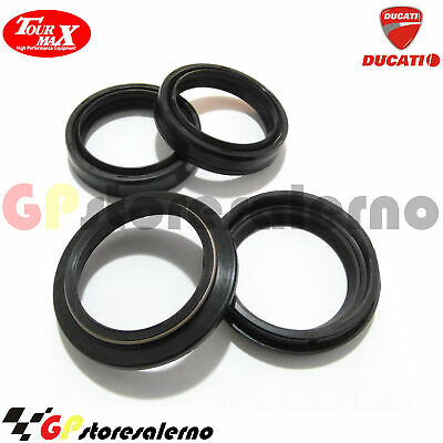 0217 Kit Paraoli Forcella E Parapolvere 43X54X11 Ducati 800 Monster S2R 2005