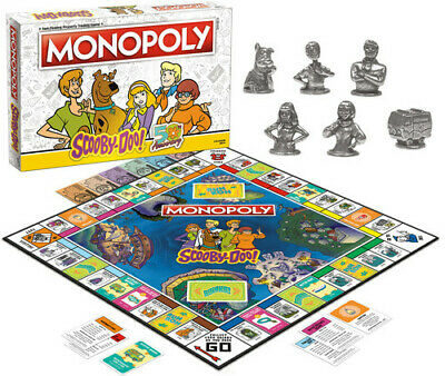 Monopoly: Scooby-Doo Board Game