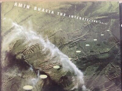 AMIN BHATIA - The Intersteller Suite CD 1987 Capitol Excellent Condition!