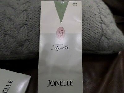 jonelle 15  denier tights Thyme