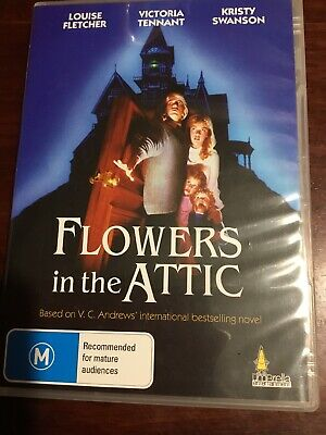 FLOWERS IN THE ATTIC Kristy Swanson Good Condition DVD R All  PAL