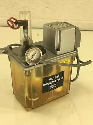 Chen Ying Automatic Lubricator, CES-TYPE, 60 Min, 4W, 110 V, 3-6cc adjust, 1997