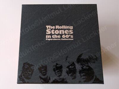 The Rolling Stones - complete original Japan import Papersleeve Mini LP, 40 CD