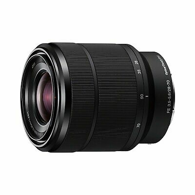 Sony Zoom Lens FE 28-70mm F3.5-5.6 OSS E mount 35mm For Full Size SEL2870