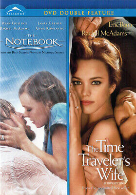 The Notebook / The Time Traveler s Wife (Doubl New DVD