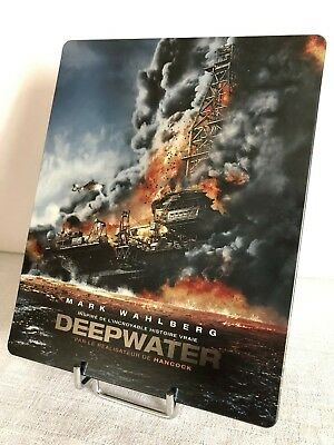 Deepwater - Steelbook Blu Ray - Edition Francaise - Attention Impact