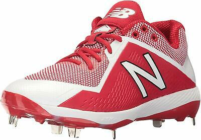 NEW BALANCE 4040V4 Metal Spikes Adult Baseball Cleats NAVY