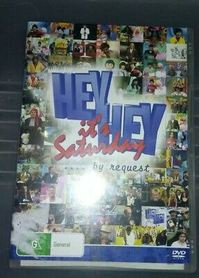 Hey Hey It's Saturday - By Request (DVD, 2005)