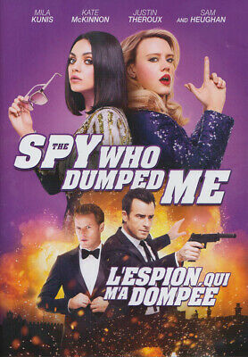 The Spy Who Dumped Me (Bilingual) (Canadian Re New DVD