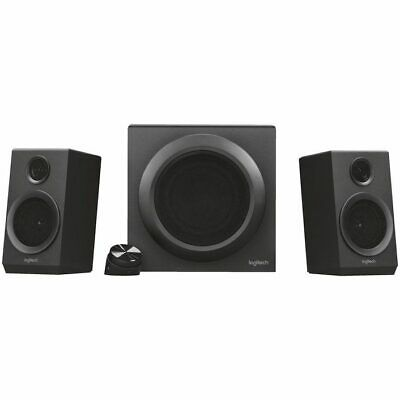 NEW Logitech Z333 Multimedia 2.1 Computer Speakers System Subwoofer PC Home