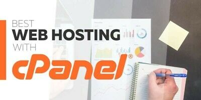 Cpanel Web Hosting Unlimited SSD Disk Space,2.00 for one Year and 24hour support