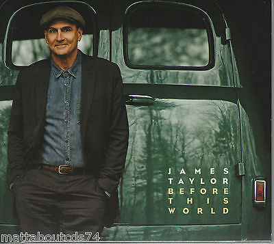 James Taylor - Before This World     *New & Sealed Cd Album*