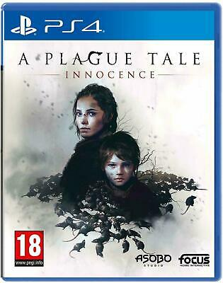 A Plague Tale: Innocence PlayStation 4 PS4 (DISK ONLY)