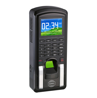 "Realand M-F151 2.4"" Fingerprint Time Attendance TCP/IP Access Control Machine"