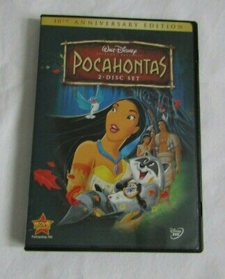 Pocahontas 10th Anniversary Edition 2-Disc DVD