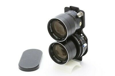 Mamiya Sekor 135mm f/4.5 Medium Format TLR lens For C330 C220 JAPAN *EXC+++++*