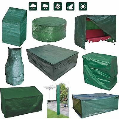 Waterproof Garden Patio Furniture Set Cover Covers Table Sofa Bench Cube Outdoor