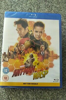 Ant-Man and the Wasp Blu-ray BRAND NEW Sealed