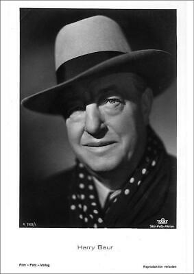 18951981 A1 (84x59cm) Poster of Harry Baur - French Comedian and Movie Actor