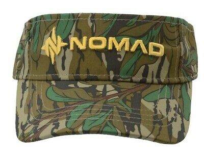 e601eb621 NOMAD OUTDOORS BOTTOMLAND Camo Hunting Fishing Camping Bucket Hat ...
