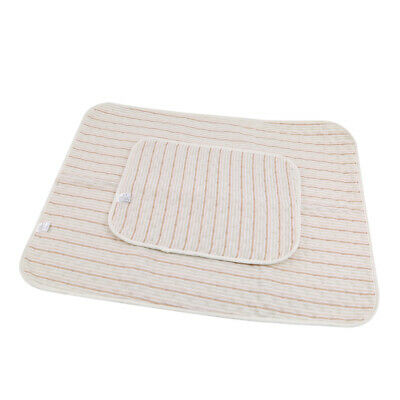 Portable Baby Changing Mat Waterproof Changing Urine Pad Bed Sheets for Baby DM