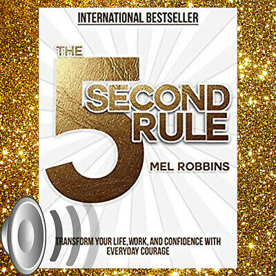 The 5 second rule Transform your life, ...By Mel Robbins(audio book, Download)