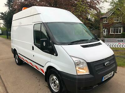 Ford Transit 2.2TDCi T350, MWB, Hi Roof, 2012, Fully Kitted Out Workshop Van.