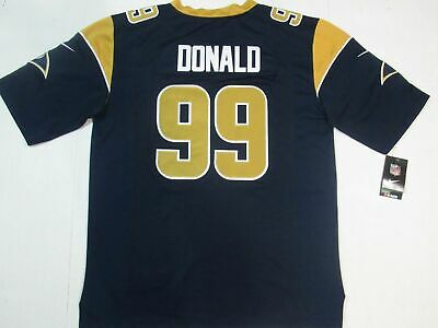 AARON DONALD, LOS Angeles Rams #99 NFL Jersey Style Graphic T Shirt  hot sale