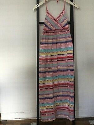 Girls Monsoon Maxi Dress Age 12-13 Tight Fit.