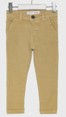 MINOTI BOYS SKINNY FIT CHINO PANTS *ALL SIZES age 8/9 to age 12/13*