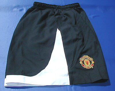 BNWT Rare Manchester United 2003-2005 Player Issue Away 3rd Choice Shorts XL