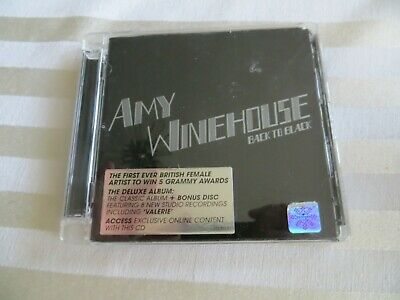 Amy Winehouse - Back to Black - Deluxe 2 x CD Edition