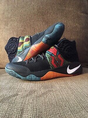 lowest price 8cfed f4a24 Nike Kyrie 2 BHM Black History Month Size 12