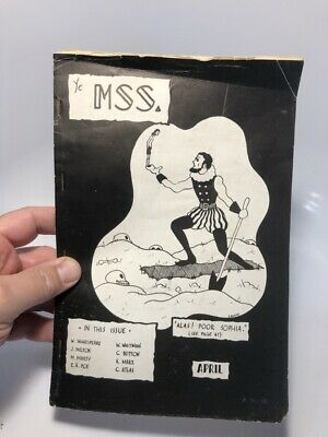 April 1946 Smith Womens College MSS Magazine Northampton Mass MA