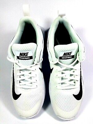 f90fc2840c30a Women s Nike Air Zoom Hyperace Volleyball Shoes 902367-100 Size 6.5 White  Black