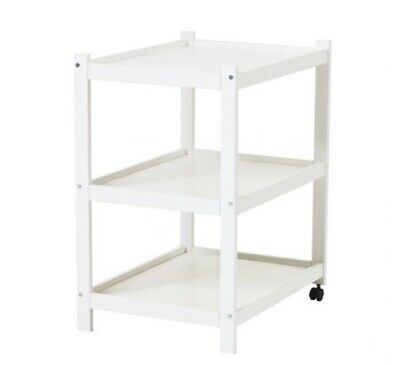 New Unwanted Gift Hoppekids IDA-MARIE Dressing table/Partly Solid / White