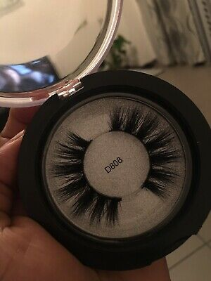 Eyelashes/Faux-cils #number D808