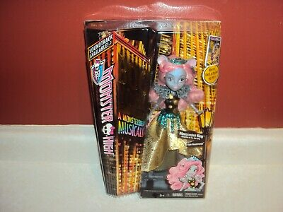Monster High Boo York Mouscedes King 2015 Doll New Sealed Rare