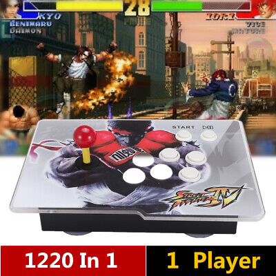 1220 In 1 Games Arcade Console Pandora's Box MCCXX 1 Player With Pause Function