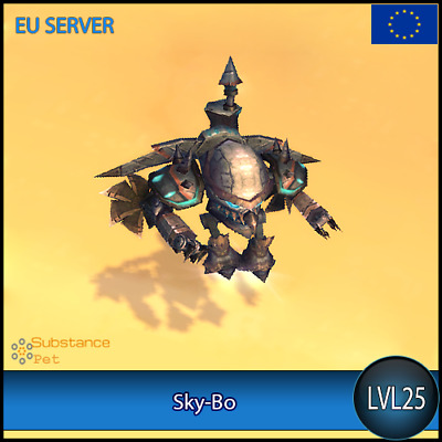 Sky-Bo lvl25 Pet | All Europe Server | WoW Warcraft