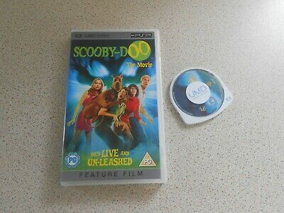 Scooby-Doo - The Movie ( Sony PSP UMD, 2009) * FREE UK POST **