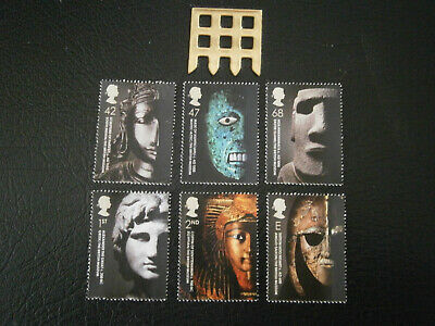 Gb Stamps 2003 Anniversary Of The British Museum -  Fine Used
