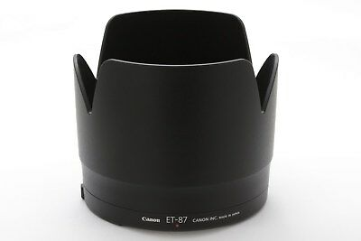 Canon lens Hood ET-87 for EF 70-200 F/2.8 L IS USM Made in JAPAN *Near Mint* #25