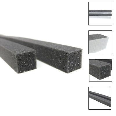 Latex Barrier Foam Strips x 5  prevents screed/latex flow into unwanted areas