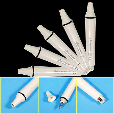 5X Dental Detachable Ultrasonic Piezo Scaler Handpiece Fit EMS Woodpecker ST-UK