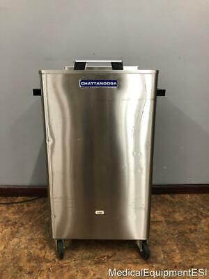 Chattanooga Coldpack C-2 Colpac Chilling Unit Hydrocollator Mobile 1634