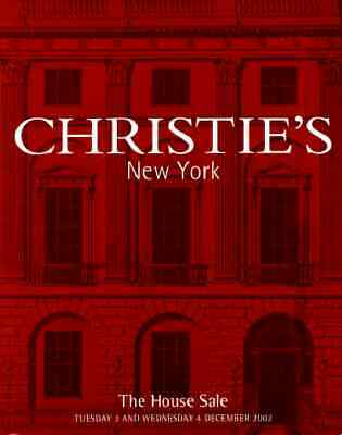 Christie's The Estate Sales , Furniture, Decorative + Collections +