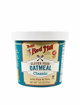 Bobs Red Mill Classic Oatmeal Cup (2 Packs)