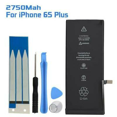 New Replacement Battery For iPhone 6S PLUS A1634, A1687+ Adhesive + DIY +TOOLS